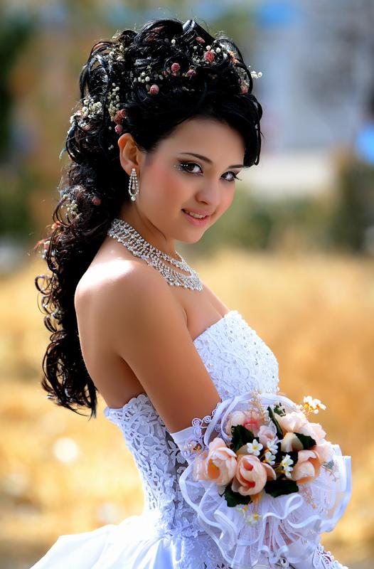 прически на свадьбу на дому в могилеве
