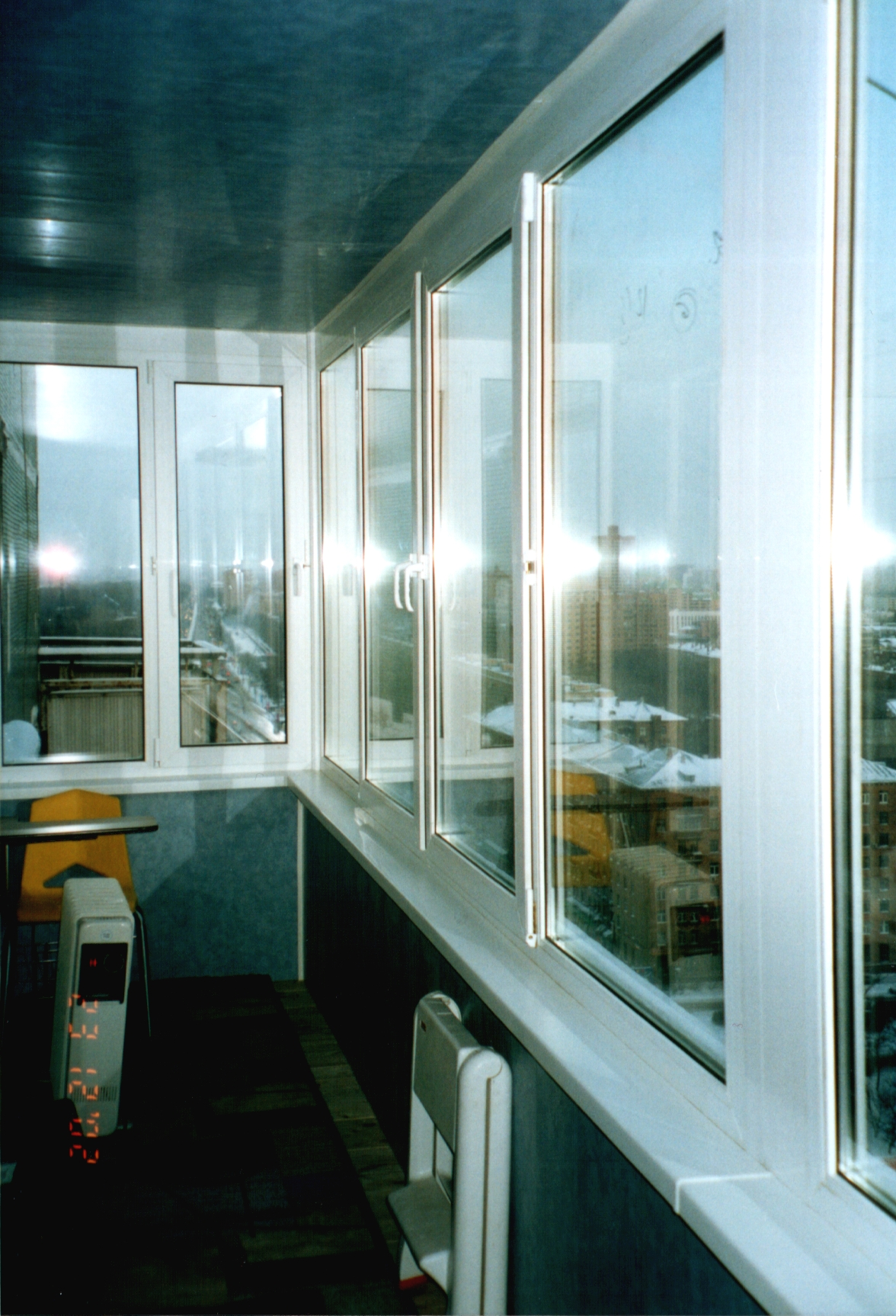 Благоустройство балконов и лоджий - статьи - алпластрой - мо.