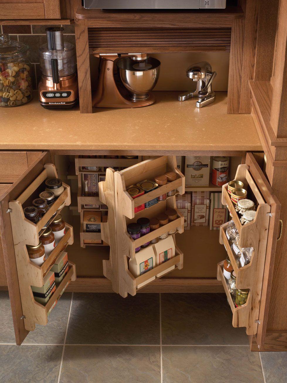 Скрытая кухня своими руками