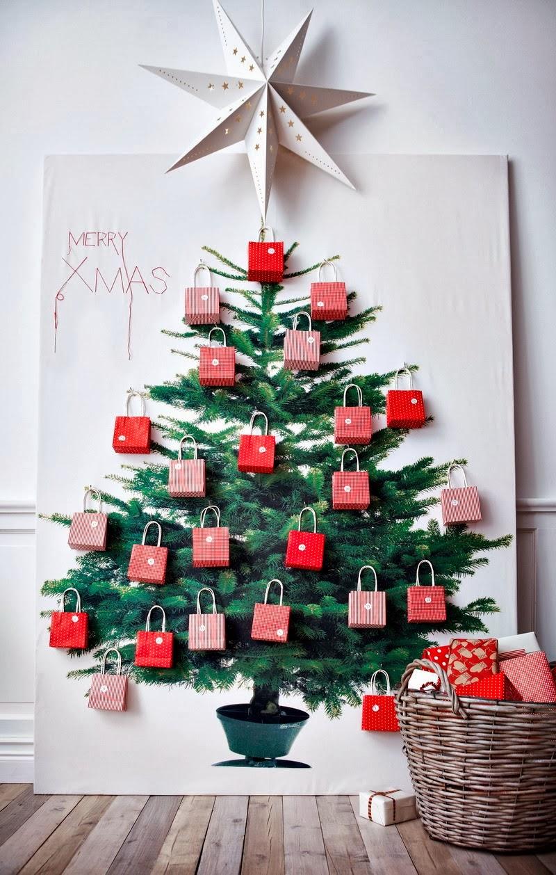 Идеи создания новогодней елки