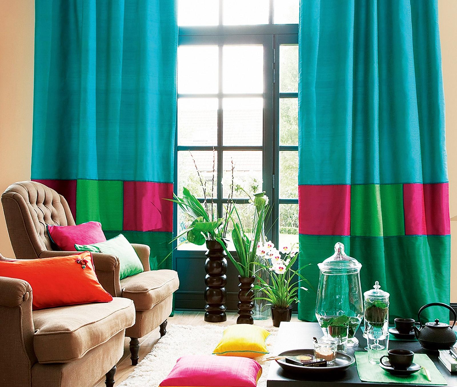 Сочетание цветов ткани фото