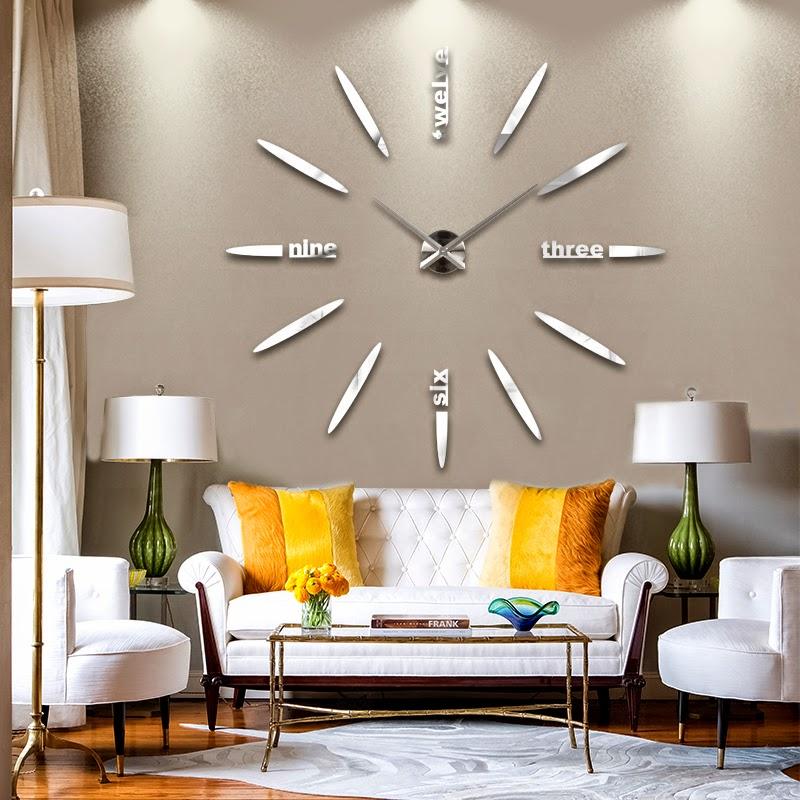 Модные часы для дома