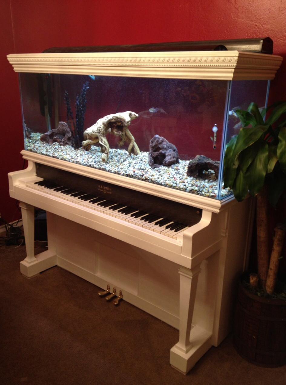 Как из пианино сделать шкаф