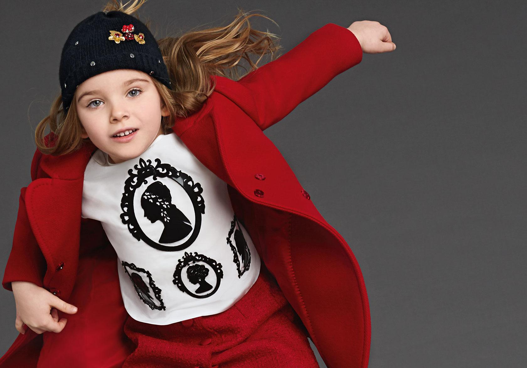 Детская Одежда 2015