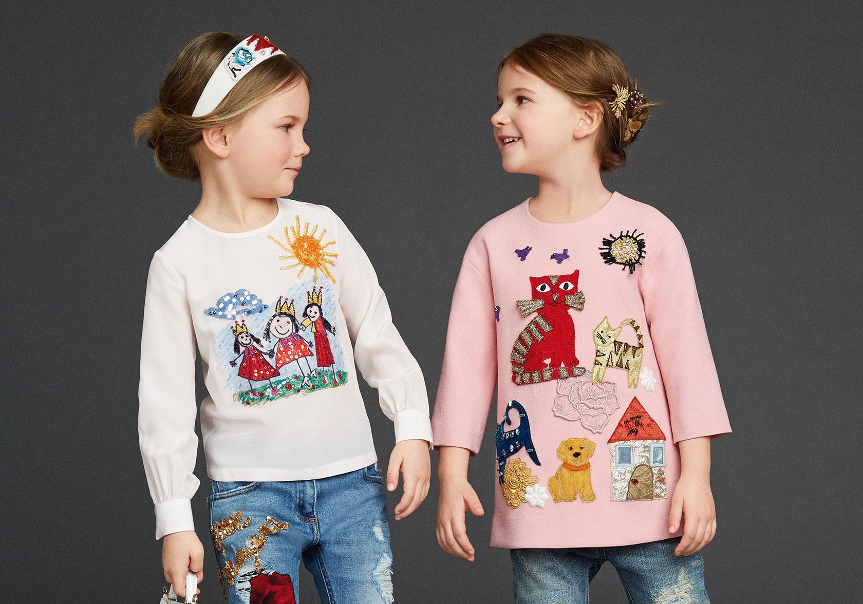2b5f40541908 Коллекции зимней одежды для детей 2015 - 2016 от стильных брендов ...