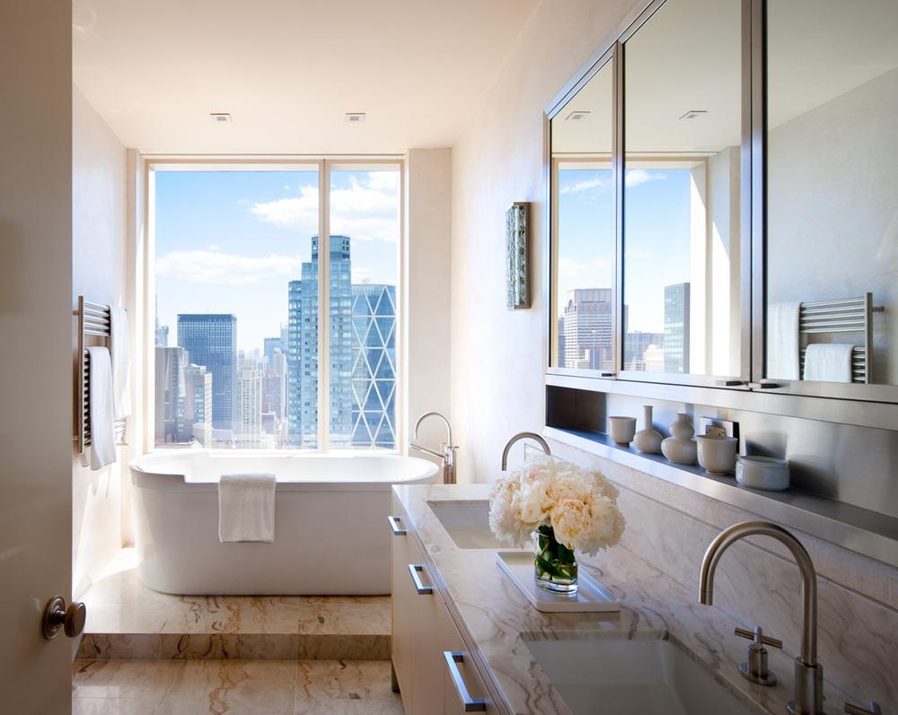 Фото дизайн квартиры ванной комнаты балкон