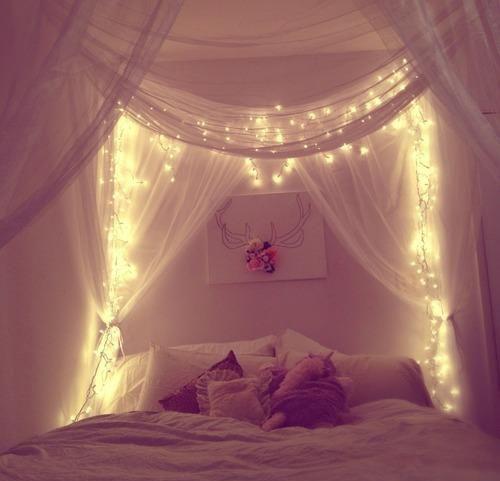 В такой кровати сны будут сказочными