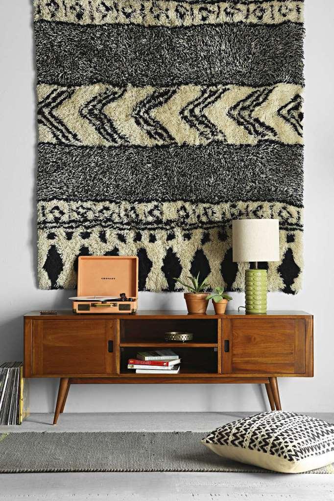 5 ситуаций, когда ковер на стене - это круто, модные ковры для стен - Я Покупаю