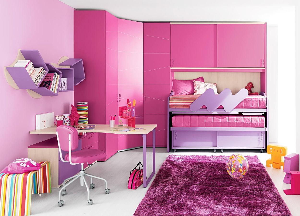 Компактная и функциональная мебель приучает к порядку