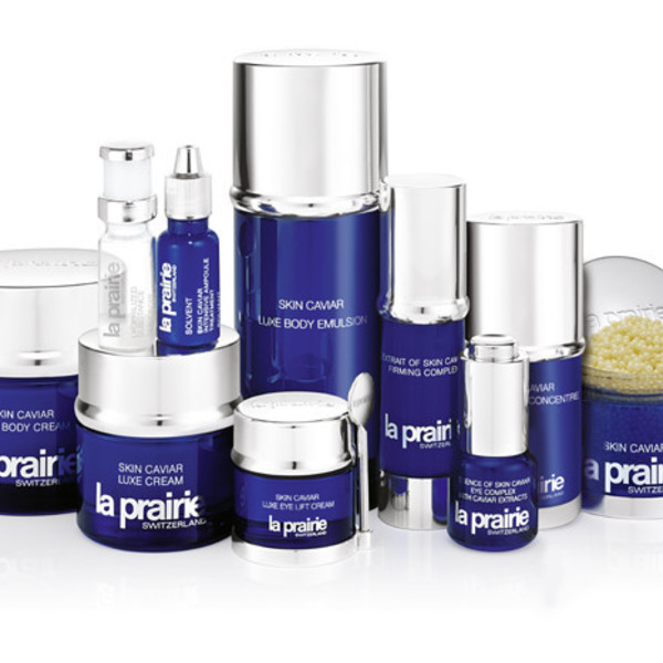 La prairie cellular nurturing complex anti-redness