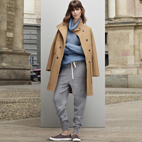 1ba7efbd Треники вместо джинсов. Как носить и с чем сочетать - Я Покупаю