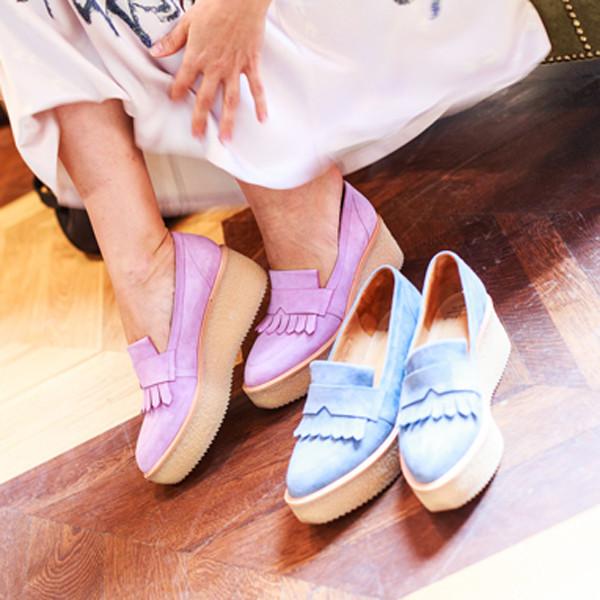 1078f652f Новая коллекция Alena Akhmadullina для женской обувной сети ...