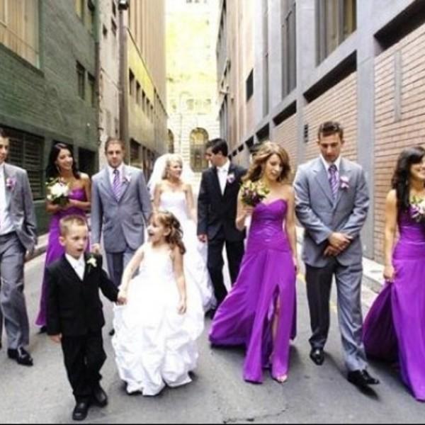 Свадьба в октябре что одеть на платье