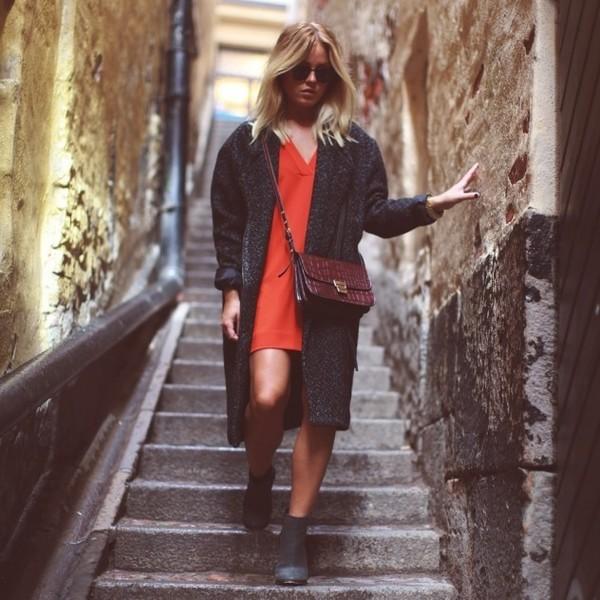 787eea19a728dd Куртка или пальто? Осенний выбор модных блогеров - Я Покупаю