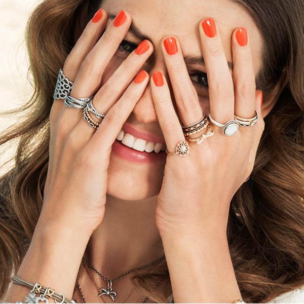 гороскоп для кольцо на мизинце правой руки у женщин практически полностью