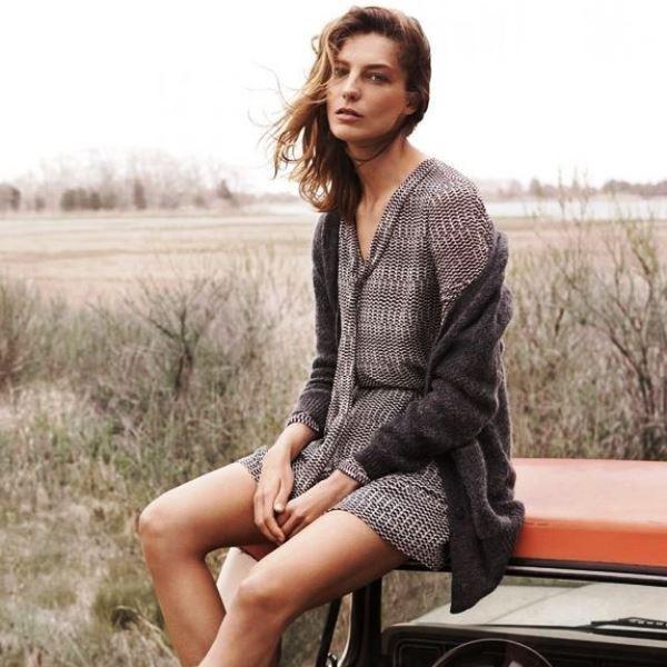c51ac8ea8578 Тренд коллекций осень-зима 2014 15 — шифоновые платья - Я Покупаю