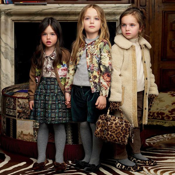 Стильная мама — стильный ребенок  как стать лучшим стилистом ... 128be9d5bff