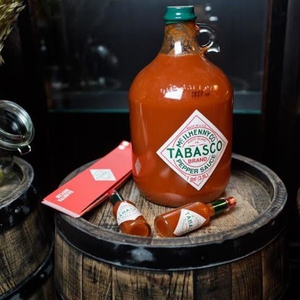 Как сделать табаско