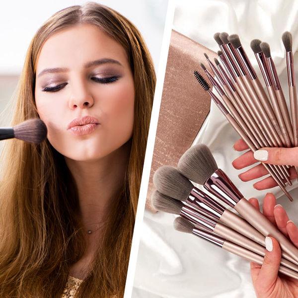 какие кисти для макияжа должны быть у каждой девушки
