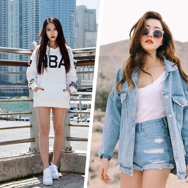 faee1d80af5d Стиль жителей Южной Кореи для европейцев кажется довольно экзотичным. К  примеру, часто ли вы носите пуховик поверх пальто или надеваете  обтягивающие треники ...