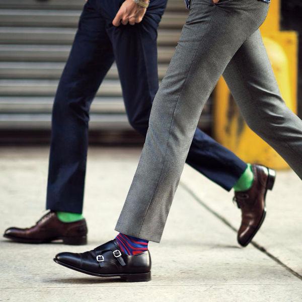 0d97e04ec6c Только не чёрные! Пять шагов до любви к цветным носкам - Я Покупаю