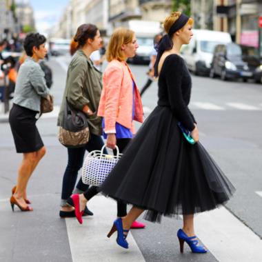 С чем одеть юбку пачку: образы и рекомендации