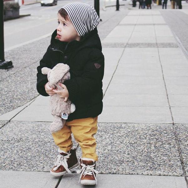 Стильная обувь, в которой малышам тепло - Я Покупаю 0a1ecebed30