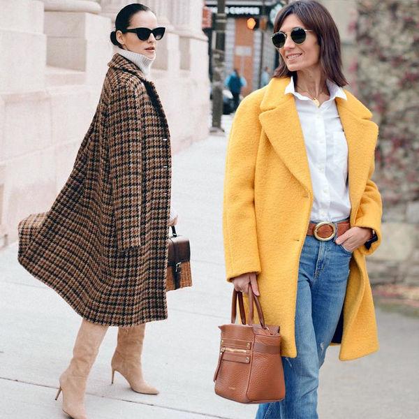 85a90b2ed19 Пальто для женщины 40+  пять важных деталей - Я Покупаю