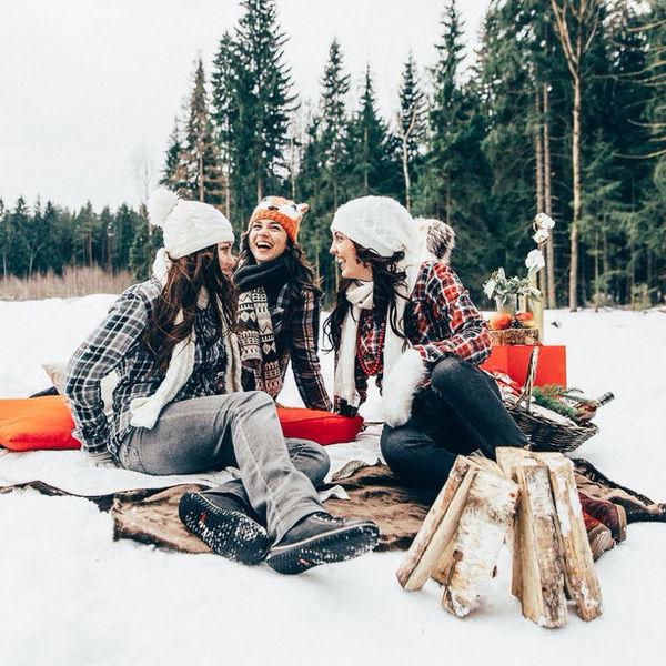 Меню на зимний пикник