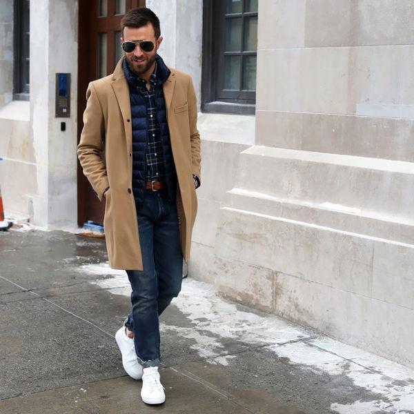 ee67291da50 Пять фасонов мужского пальто