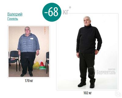 Центр похудения доктор борменталь хабаровск