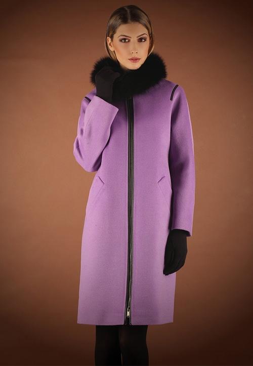 Анна верди пальто зима