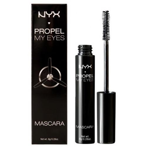 Тушь «разделение и объем» Propel My Eyes Mascara, NYX, 850 руб.
