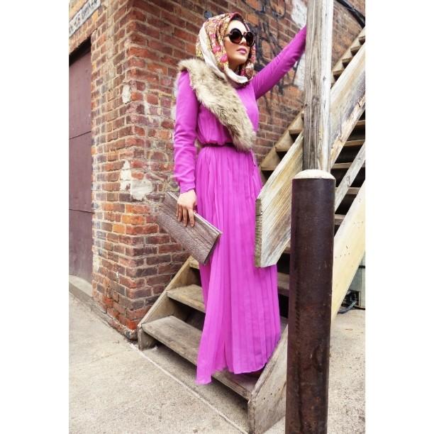хиджаб в моде
