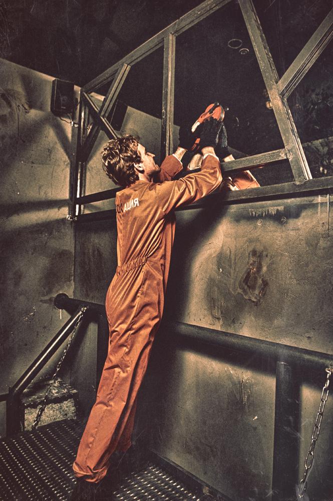 «Космическая тюрьма» от компании LOCKация
