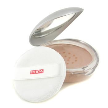 Рассыпчатая пудра Pupa Silk Touch закрепляет макияж и придает коже мягкость и шелковистость, 734 руб.