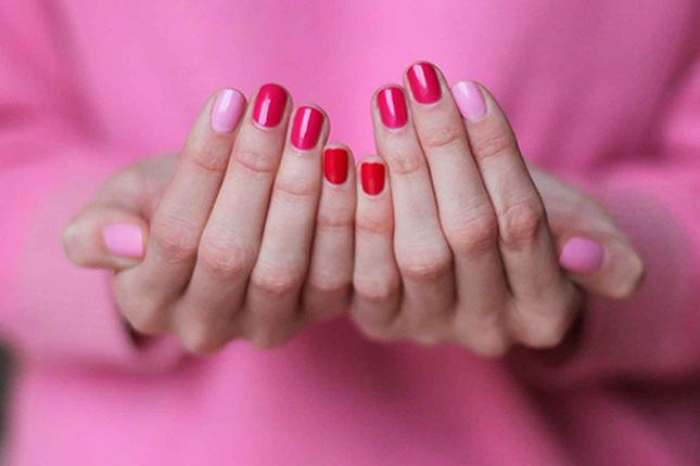 Розовая прелесть.