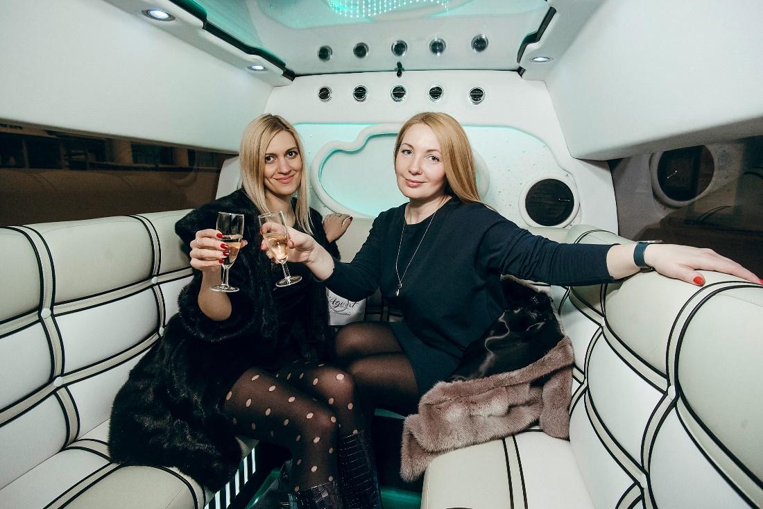 Лилия Кондакова и Юлия Минакова на шопинг-маршруте от «Я Покупаю.Воронеж-Липецк»