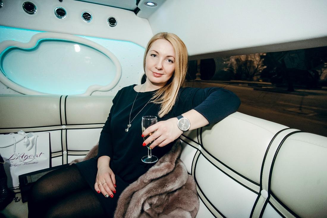 Лилия Кондакова на шопинг-маршруте от «Я Покупаю.Воронеж-Липецк»