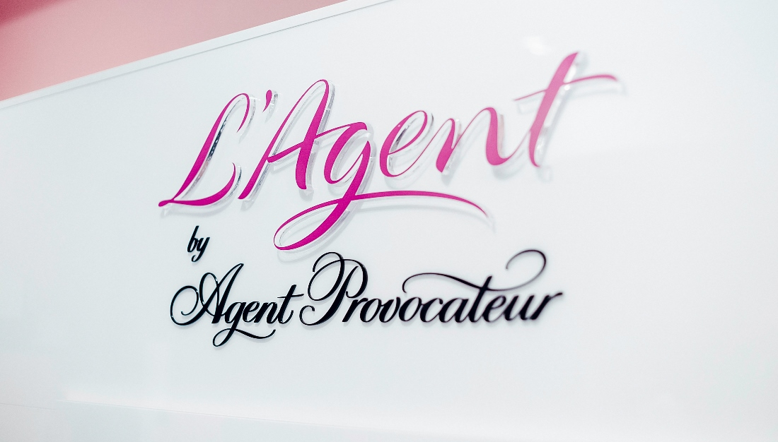 Салон нижнего белья L'Аgent by Agent Provocateur