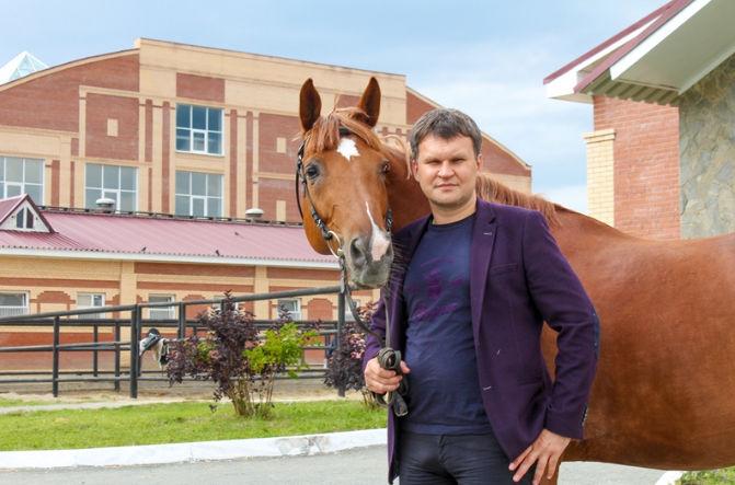 На «Ежегодной региональной конной выставке UralHorse – 2015» в «КСК Рифей» 15-16 августа 2015 г.
