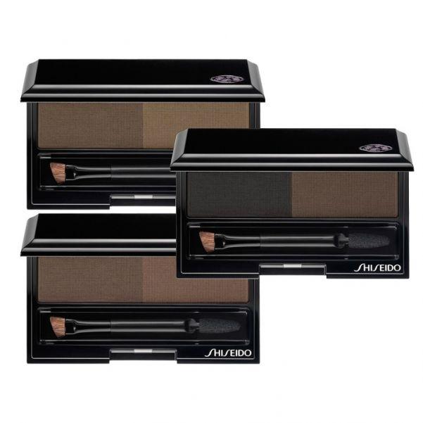 Двойные тени для бровей Shiseido Eyebrow Styling Compact, от 1 968 рублей.