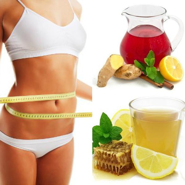 Напитки помогающие сбросить лишний вес