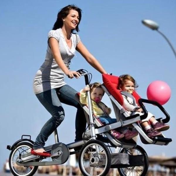 Весна на колесах: 5 идей для активных малышей и спортивных ...